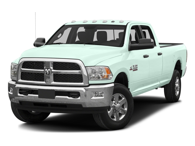 Robin Egg Blue 2016 Ram Truck 3500 Pictures 3500 Crew Cab SLT 4WD photos front view