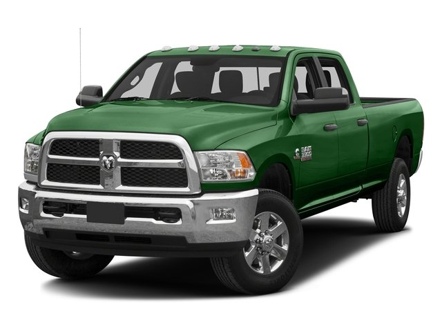 Tree Green 2016 Ram Truck 3500 Pictures 3500 Crew Cab SLT 2WD photos front view