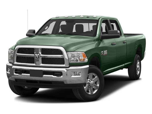 Timberline Green Pearlcoat 2016 Ram Truck 3500 Pictures 3500 Crew Cab SLT 2WD photos front view