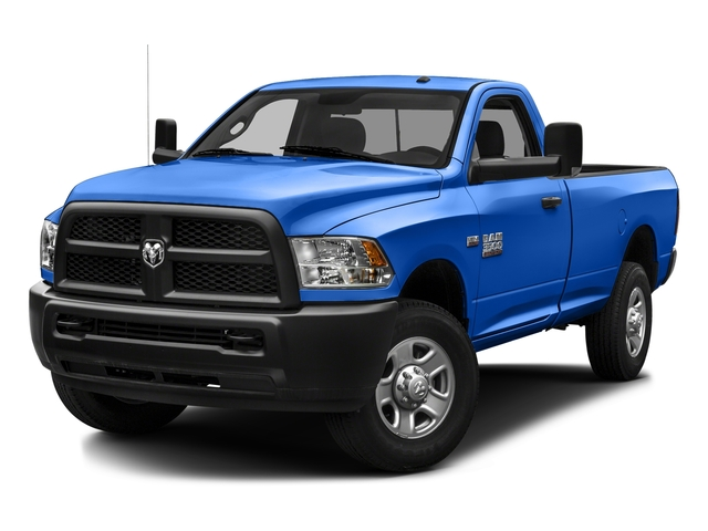 Holland Blue 2016 Ram Truck 3500 Pictures 3500 Regular Cab SLT 2WD photos front view