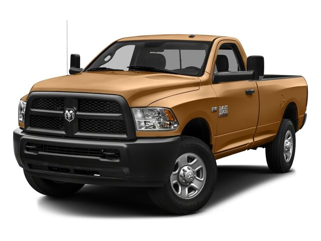 Power Tan 2016 Ram Truck 3500 Pictures 3500 Regular Cab SLT 2WD photos front view