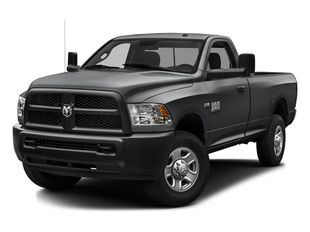 Granite Crystal Metallic Clearcoat 2016 Ram Truck 3500 Pictures 3500 Regular Cab SLT 2WD photos front view