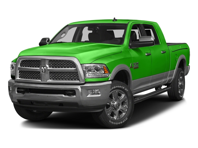 Hills Green 2016 Ram Truck 3500 Pictures 3500 Mega Cab SLT 2WD photos front view
