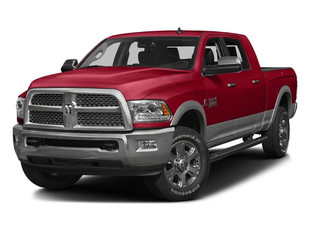 Agriculture Red 2016 Ram Truck 3500 Pictures 3500 Mega Cab SLT 2WD photos front view