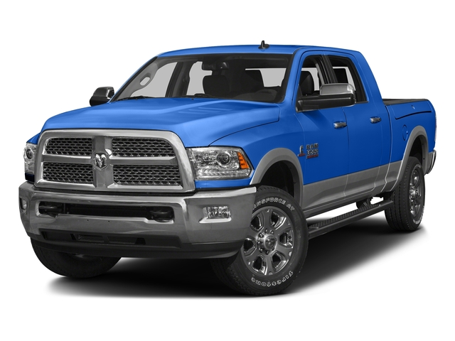 Holland Blue 2016 Ram Truck 3500 Pictures 3500 Mega Cab SLT 2WD photos front view