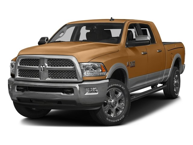 Power Tan 2016 Ram Truck 3500 Pictures 3500 Mega Cab SLT 2WD photos front view