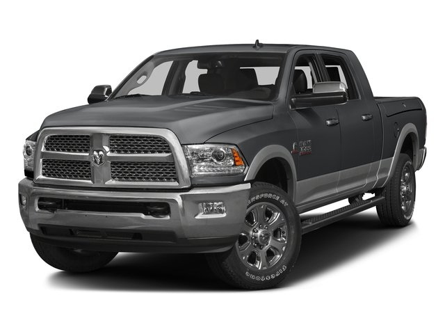 Granite Crystal Metallic Clearcoat 2016 Ram Truck 3500 Pictures 3500 Mega Cab Laramie 2WD photos front view
