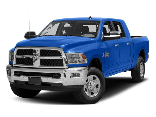 Holland Blue 2016 Ram Truck 3500 Pictures 3500 Mega Cab SLT 4WD photos front view