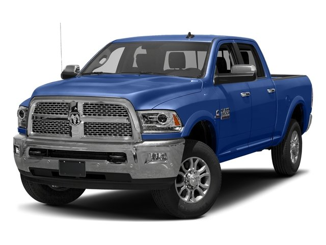 Blue Streak Pearlcoat 2016 Ram Truck 3500 Pictures 3500 Crew Cab Laramie 4WD photos front view