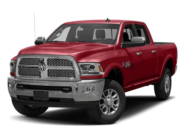 Flame Red Clearcoat 2016 Ram Truck 3500 Pictures 3500 Crew Cab Laramie 2WD photos front view