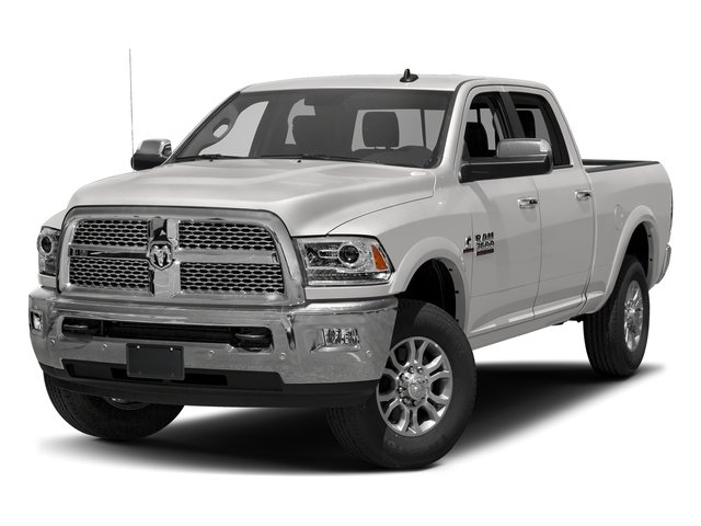 Bright Silver Metallic Clearcoat 2016 Ram Truck 3500 Pictures 3500 Crew Cab Laramie 4WD photos front view