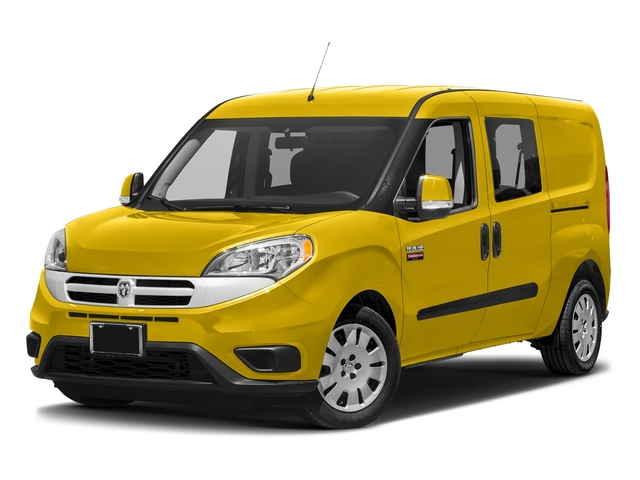 Broom Yellow 2016 Ram Truck ProMaster City Wagon Pictures ProMaster City Wagon Passenger Van SLT photos front view