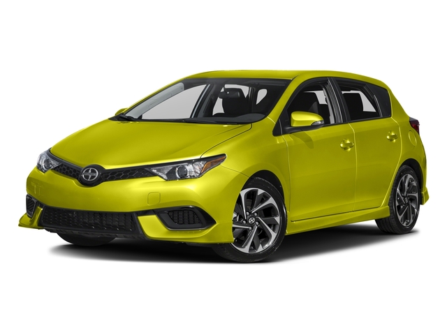 Spring Green 2016 Scion iM Pictures iM Hatchback 5D I4 photos front view
