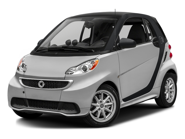 Silver Metallic 2016 smart fortwo electric drive Pictures fortwo electric drive Coupe 2D Electric photos front view