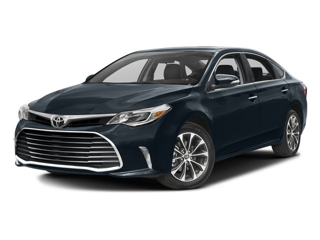 Cosmic Gray Mica 2016 Toyota Avalon Pictures Avalon Sedan 4D XLE Touring V6 photos front view