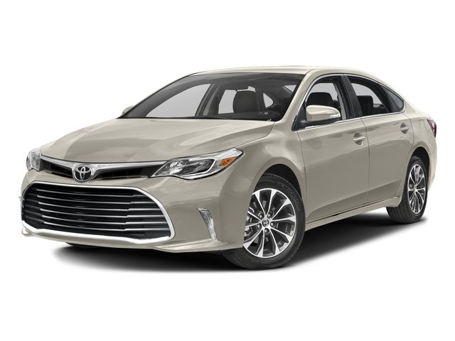 Creme Brulee Mica 2016 Toyota Avalon Pictures Avalon Sedan 4D XLE Touring V6 photos front view