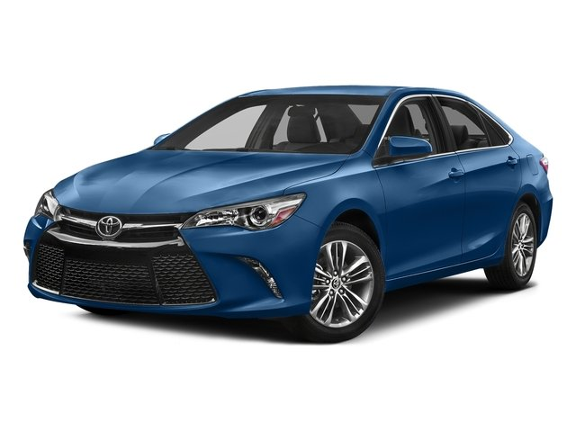 Blue Streak Metallic 2016 Toyota Camry Pictures Camry Sedan 4D Special Edition I4 photos front view