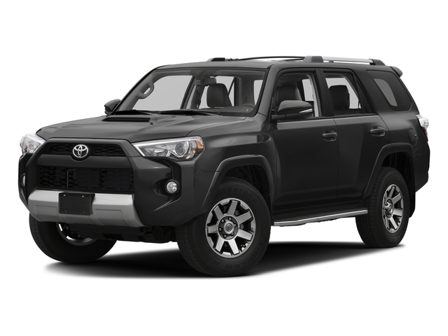 Magnetic Gray Metallic 2016 Toyota 4Runner Pictures 4Runner Utility 4D Trail Edition 4WD V6 photos front view