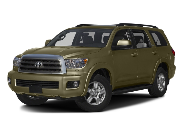 Pyrite Mica 2016 Toyota Sequoia Pictures Sequoia Utility 4D SR5 2WD V8 photos front view