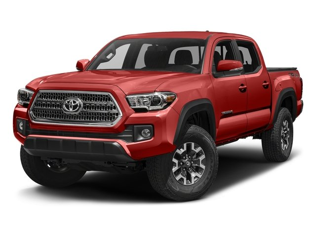 Inferno 2016 Toyota Tacoma Pictures Tacoma TRD Off-Road Crew Cab 2WD V6 photos front view