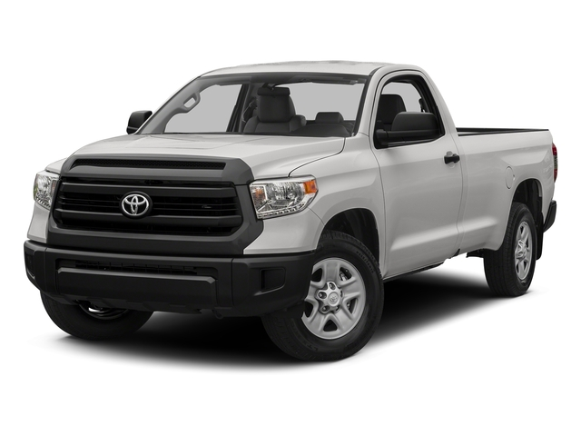Super White 2016 Toyota Tundra 4WD Truck Pictures Tundra 4WD Truck SR 4WD photos front view