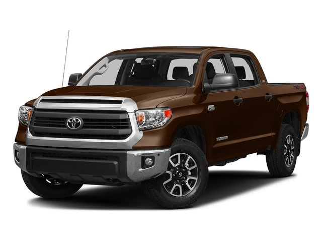 Sunset Bronze Mica 2016 Toyota Tundra 2WD Truck Pictures Tundra 2WD Truck SR5 CrewMax 2WD photos front view