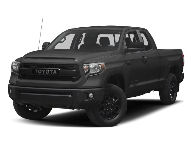 Magnetic Gray Metallic 2016 Toyota Tundra 4WD Truck Pictures Tundra 4WD Truck TRD Pro Double Cab 4WD photos front view