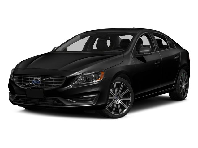 Black Stone 2016 Volvo S60 Pictures S60 Sedan 4D T6 Platinum Drive-E Turbo photos front view