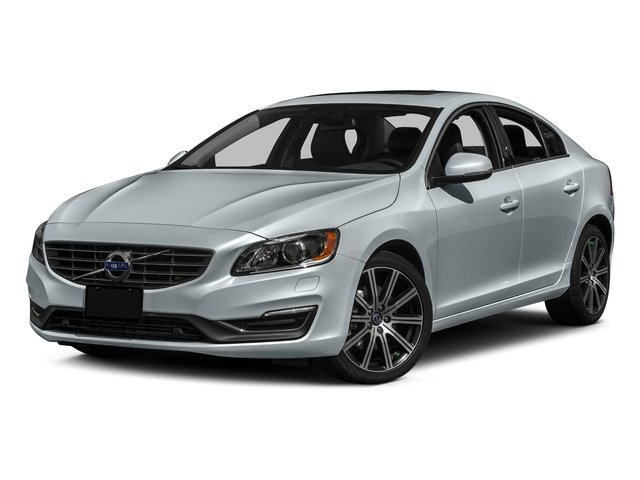 Ice White 2016 Volvo S60 Pictures S60 Sedan 4D T6 Platinum Drive-E Turbo photos front view