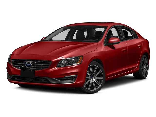 Flamenco Red Metallic 2016 Volvo S60 Pictures S60 Sedan 4D T6 Platinum Drive-E Turbo photos front view