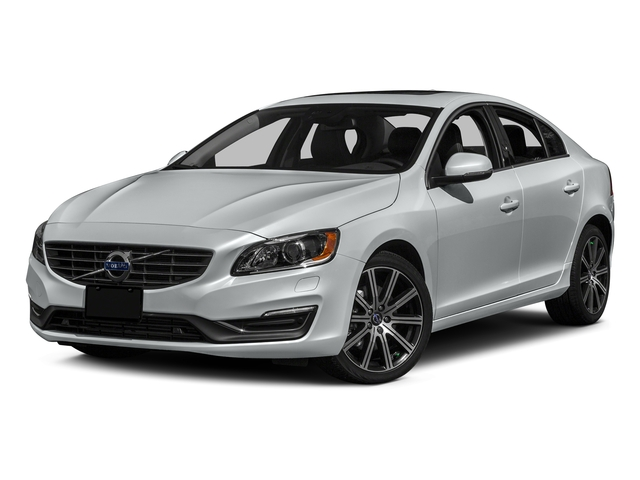 Crystal White Pearl 2016 Volvo S60 Pictures S60 Sedan 4D T6 Platinum Drive-E Turbo photos front view