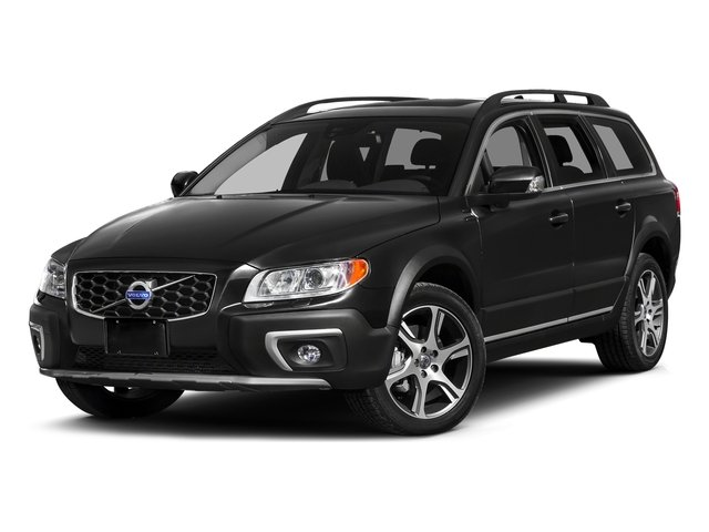 Black Stone 2016 Volvo XC70 Pictures XC70 Wagon 4D T5 AWD I5 Turbo photos front view