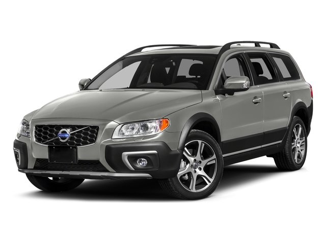Bright Silver Metallic 2016 Volvo XC70 Pictures XC70 Wagon 4D T5 AWD I5 Turbo photos front view