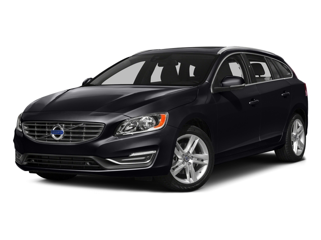 Onyx Black Metallic 2016 Volvo V60 Pictures V60 Wagon 4D T5 Premier AWD Turbo photos front view
