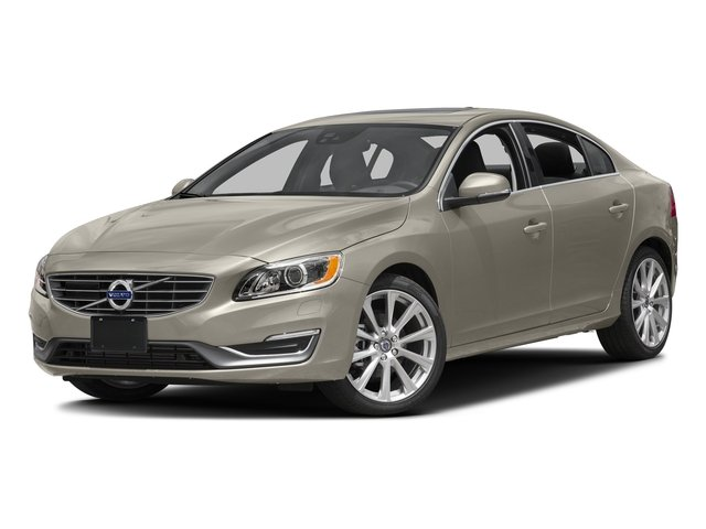 Seashell Metallic 2016 Volvo S60 Inscription Pictures S60 Inscription Sedan 4D Inscription T5 Premier AWD photos front view