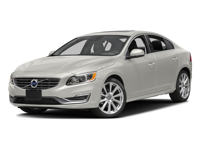 Crystal White Pearl 2016 Volvo S60 Inscription Pictures S60 Inscription Sedan 4D Inscription T5 Premier AWD photos front view