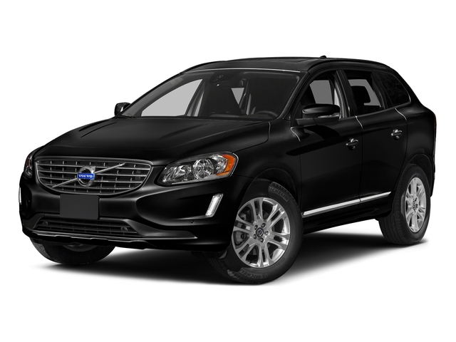 Black Stone 2016 Volvo XC60 Pictures XC60 Util 4D T6 Drive-E 2WD I4 Turbo photos front view