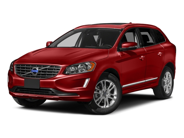 Flamenco Red Metallic 2016 Volvo XC60 Pictures XC60 Util 4D T6 Drive-E 2WD I4 Turbo photos front view
