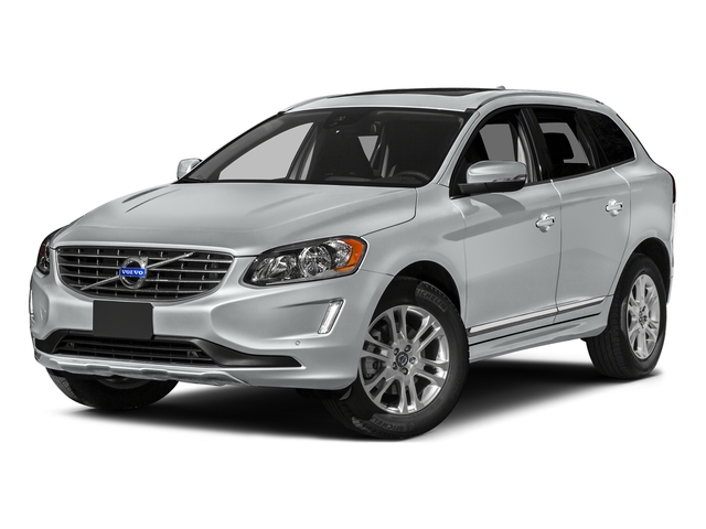 Crystal White Pearl 2016 Volvo XC60 Pictures XC60 Util 4D T6 Drive-E 2WD I4 Turbo photos front view