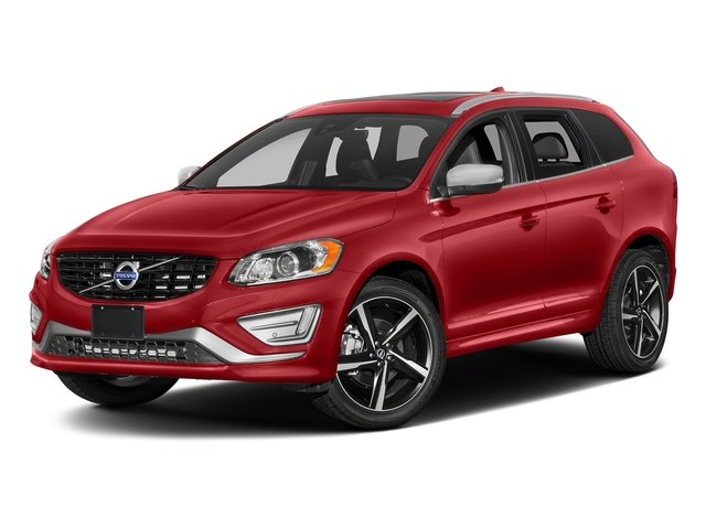 Passion Red 2016 Volvo XC60 Pictures XC60 Util 4D T6 R-Design AWD I6 Turbo photos front view