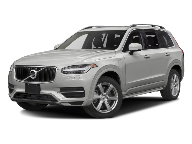 Bright Silver Metallic 2016 Volvo XC90 Hybrid Pictures XC90 Hybrid Utility 4D T8 Inscription AWD Hybrid photos front view