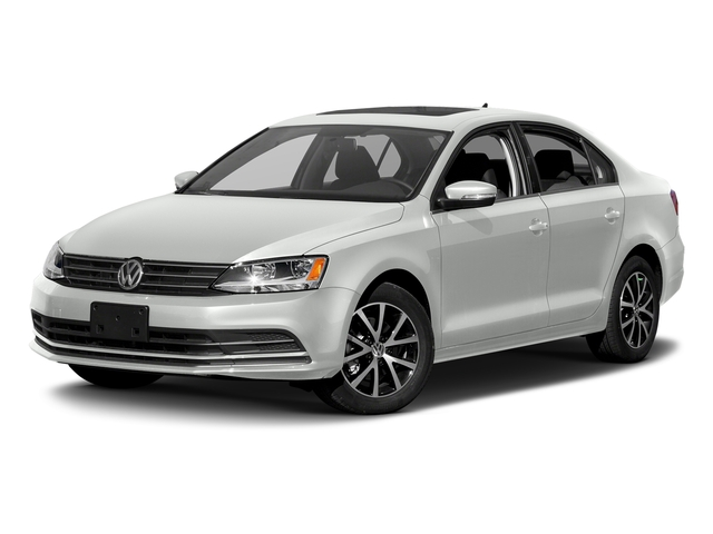 Pure White 2016 Volkswagen Jetta Sedan Pictures Jetta Sedan 4D Sport I4 Turbo photos front view