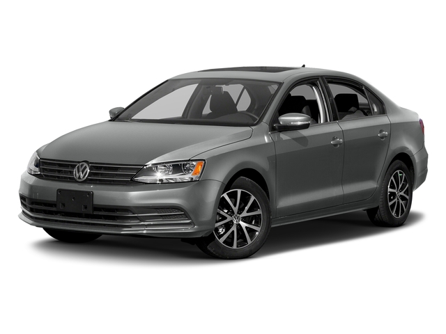 Platinum Gray Metallic 2016 Volkswagen Jetta Sedan Pictures Jetta Sedan 4D Sport I4 Turbo photos front view
