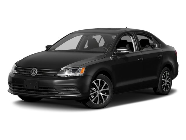 Black Uni 2016 Volkswagen Jetta Sedan Pictures Jetta Sedan 4D Sport I4 Turbo photos front view