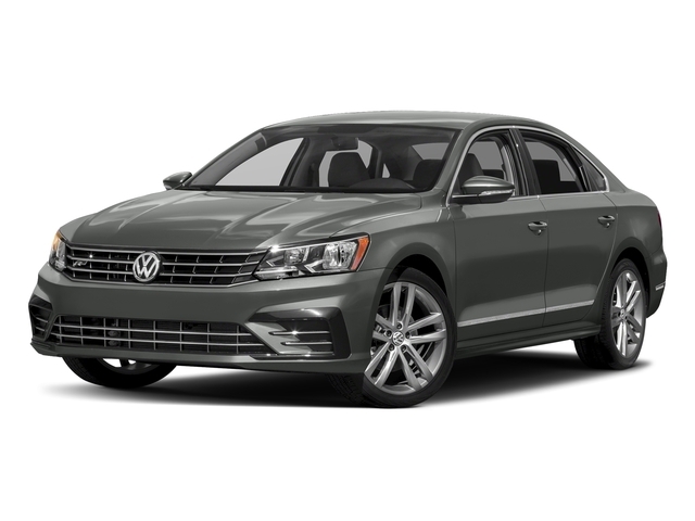 Platinum Gray Metallic 2016 Volkswagen Passat Pictures Passat Sedan 4D R-Line I4 Turbo photos front view