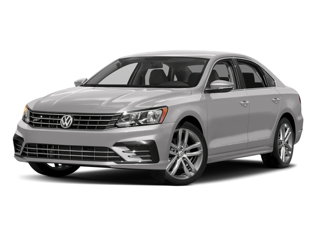 Reflex Silver Metallic 2016 Volkswagen Passat Pictures Passat Sedan 4D R-Line I4 Turbo photos front view