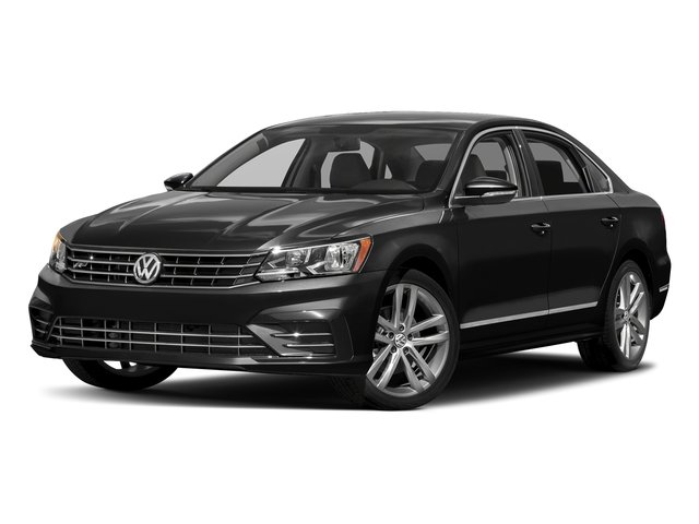 Black Uni 2016 Volkswagen Passat Pictures Passat Sedan 4D R-Line I4 Turbo photos front view