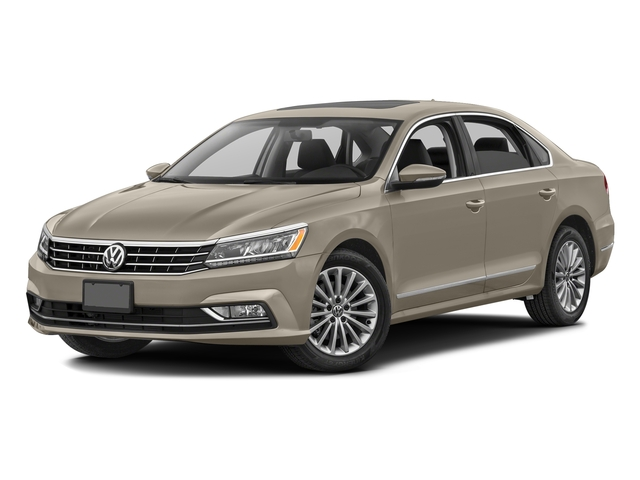 Titanium Beige 2016 Volkswagen Passat Pictures Passat Sedan 4D SE Technology I4 Turbo photos front view