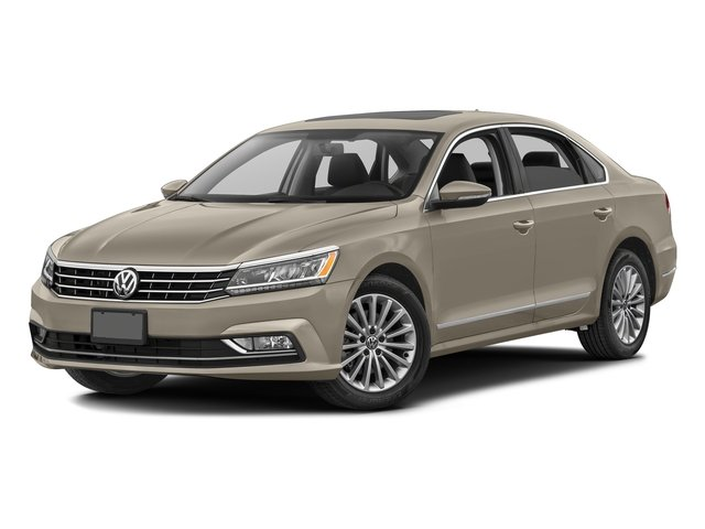 Titanium Beige 2016 Volkswagen Passat Pictures Passat Sedan 4D S I4 Turbo photos front view