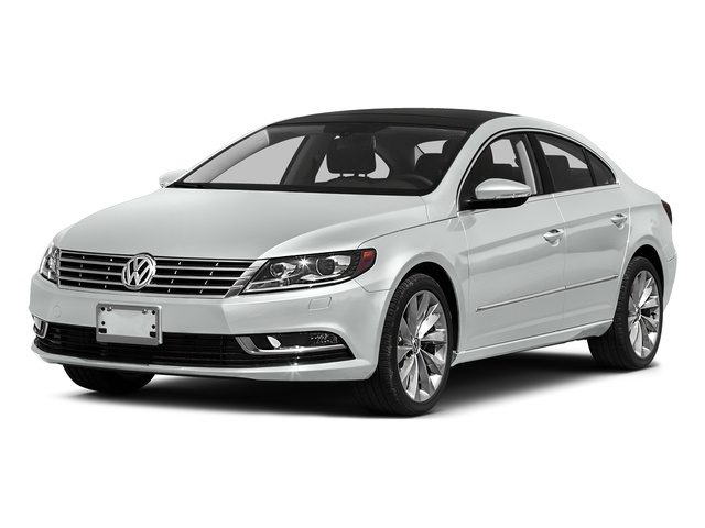 Pure White 2016 Volkswagen CC Pictures CC Sedan 4D Trend I4 Turbo photos front view